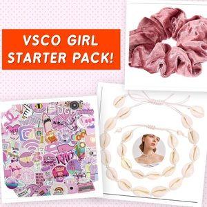 VSCO GIRL Starter Pack- new with tags